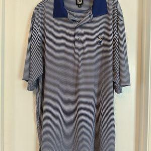 Footjoy golf POLO Disney shirt XL